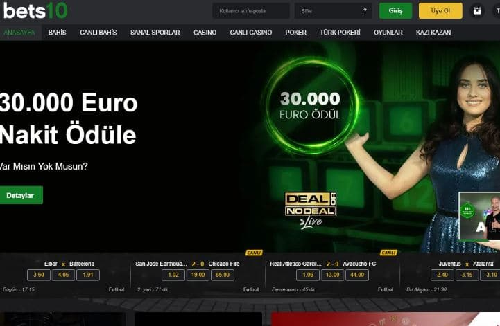 bets10 poker bonuslari 2020